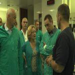 Aleksandar Vulin obišao povređene radnike iz Lučana