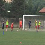Fudbaleri Borca završavaju pripreme pred prvu utakmicu fudbalske Superlige
