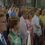 """Tokom manifestacije ,,Dani šilopajske panorame"""" sklopljena tri braka u šilopajskoj crkvi"""