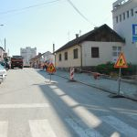 U toku radovi na izgradnji trotoara u Hajduk Veljkovoj ulici u Gornjem Milanovcu
