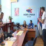 Nova Srbija neće podnositi amandmane na predloge skupštinskih odluka dok je na snazi novi Poslovnik