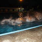 Noćno kupanje u Milanovcu i u nedelju