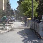 JKP u Milanovcu očistiće sve kontejnere i širi prostor oko njih u narednih mesec dana