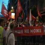 Obradović: Na protestu u Beogradu nije bilo incidenata niti povređenih novinarki