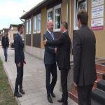 Ministar bez portfelja Nenad Popović obišao čačanske privrednike