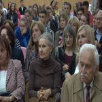 """Predstavljenja knjiga o čačanskoj Gimnaziji ,,Kuća naše mladosti"""" autora Vladimira Dimitrijevića"""