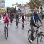 Organizovana biciklijada u Čačku povodom Svetskog dana bez automobila