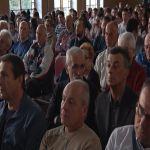 Uspešni sportisti, bivši učenici čačanske Gimnazije, na proslavi 180 godina njenog postojanja