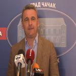 Većnici grada Čačka usvojili drugi rebalans budžeta za 2017. godinu