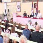 Nova sednica Skupštine grada Čačka u utorak, 24. oktobra