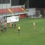 Fudbaleri Borca poraženi od ekipe Partizana 1-2