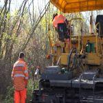 Asfaltirano 2 hiljade i 100 metara puta Šilopaj-Cerova  u milanovačkoj opštini