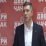 Obradović: Nema uslova za regularne izbore dok ne bude slobodnih medija