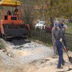 Obnovljeni putevi u milanovačkim selima Pranjani i Lozanj