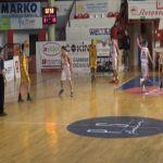 Košarkaši Borca porazili ekipu Aktivista iz Leskovca