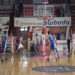 Košarkaši Borca savladali Polet iz Ratine 79-60 u okviru 7. kola Triglav kadetske lige Srbije