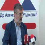 SNS: Radojević zloupotrebljava zdravstvo za političku promociju