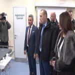 Otvoreni obnovljeno porodilište i angio sala u čačanskoj Bolnici