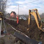 Do kraja sedmice biće završena  obnova dela fekalne kanalizacije u Mrčajevcima