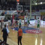 Košarkaši Borca savladali Krku iz Novog Mesta rezultatom 95-80