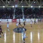 Košarkaši Borca zabeležili trijumf u ABA 2 ligi pošto su savladali Dinamik 94-74