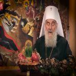 Patrijarh Irinej u Božićnoj poslanici pozvao vernike da srcem i dušom budu jedno sa srpskim narodom na Kosovu i Metohiji