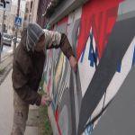 Vuk Đurić i Bojan Spasojević otvorili strit art sezonu u Čačku
