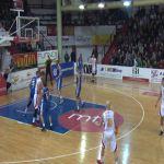 Košarkaši Borca savladali Zlatibor iz Čajetine rezultatom 73-67