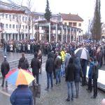 Požežani protestovali kako bi sprečili da opština kupi parcelu u vlasništvu predsednice Skupštine opštine