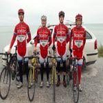 Članovi Biciklističkog kluba Borac na desetodnevnim pripremama u Baru