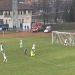 Fudbaleri Mladosti poraženi od ekipe Partizana rezultatom 2-1
