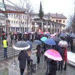 Građani Požege opet na ulicama zbog odluke lokalne vlasti o kupovini spornog zemljišta pored Sportske hale