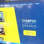 """Raspisan nagradni konkurs Evropski dnevnik za srednjoškolce na temu ,,Gde prošlost susreće budućnost"""""""