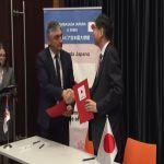 Donacija Vlade Japana – Ljigu 80 000 evra za nabavku kontejnera i vozila-smećara
