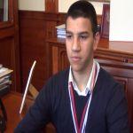 Mihailo Đokić  iz Požege najbolji mladi šahista Centralne Srbije
