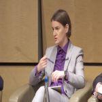 Brnabić:  Među prioritetima Vlade Srbije završetak koridora 10 i 11