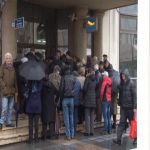 Službenici Pošte u Čačku nastavljaju štrajk