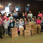 Swisslion-Takovo obezbedio poklone za milanovačke mališane iz vrtića koji su na zimovanju na Tari