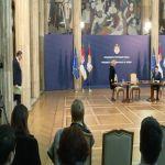 Vučić: Najveći problem Srbije to što nema više dece