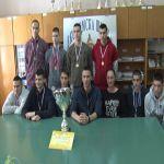 Učenici Ekonomske škole u Čačku pobednici na Republičkom takmičenju u košarci