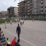 Počeo Vojni turnir u malom fudbalu u Milanovcu