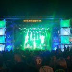 Parni valjak na festivalu PriČa u Čačku