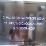 Mediji – slobodni dok se ne dokaže suprotno?