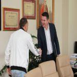 Predsednik Milanovca otvorio vrata građanima na prijemu 19. maja