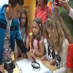 Nacionalni dan nauke obeležen radionicama za decu u Regionalnom centru u Čačku