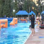 """Polufinale takmičenja na vodi ,,City games"""" održano na bazenima u Čačku"""