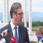 Vučić: Sporazum sa narodom skup neverovatnih gluposti i prazna ljuštura