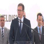 Vučić: Do kraja godine biće potpisan ugovor za izgradnju auto-puta Čačak-Pojate