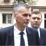Stamatović otkazao sastanak sa ministrom državne uprave i lokalne samouprave Brankom Ružićem