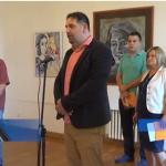 """Likovna kolonija ,,Mina Vukomanović Karadžić"""" počela otvaranjem izložbe slika u milanovačkom Kulturnom centru"""